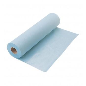 Drap d'Examen Bleu Plastifié et Imperméable