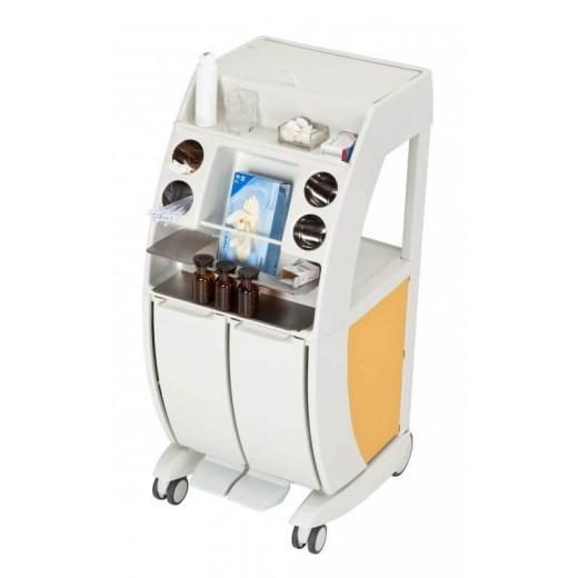 Trolley de gynécologie - Borcad