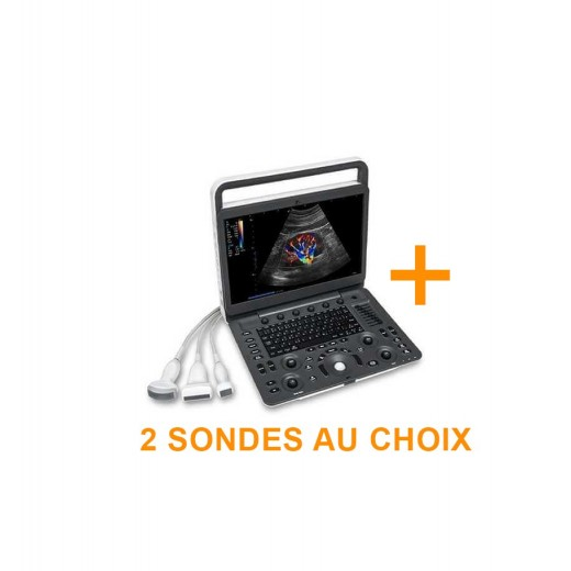 E2 - Portable Doppler Couleur SonoScape