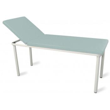 Table d'examen 1810 Promotal pour cabinets médicaux, infirmeries ou dispensaires 65 cm ou 75 cm