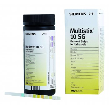 Bandelettes Urinaire Multistix 10Sg