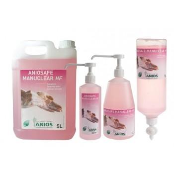 Aniosafe Manuclear Hf pour l'Hygiène des Mains