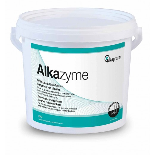 Alkazyme Seau avec Cuillère Doseuse