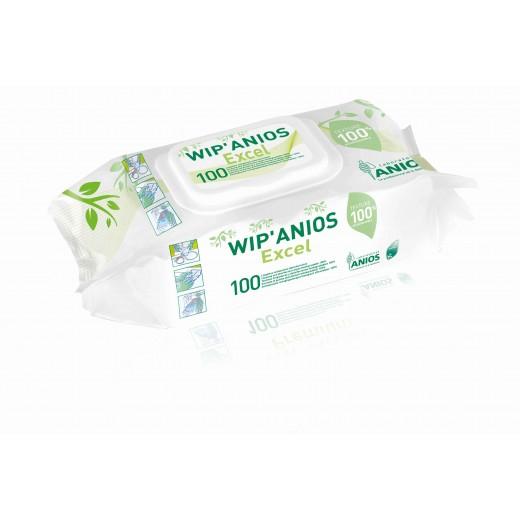 Lingettes Wip'Anios Excel
