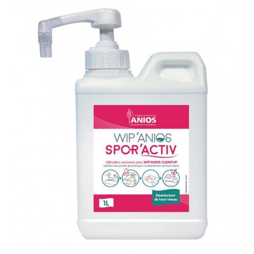 Wip Anios Spor Activ Gamme Anios - Hygiène et Stérilisation - Luneau Gynécologie