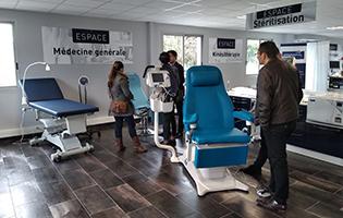 5 Concept Stores Groupe ELOI en France