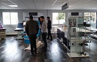 Concept Stores Showroms Boutiques Magasins Groupe ELOI Production et logistique